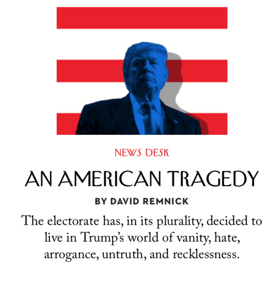 events trump american tragedy