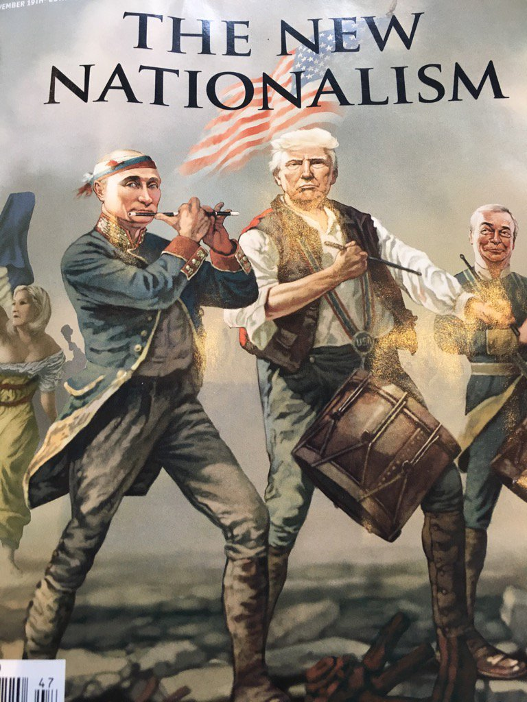 The Economist has an Opinion: Vlad, Donald, Nigel Make the ...