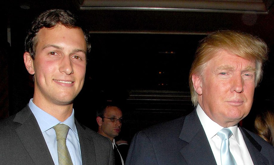 How the National Princeling, Jared Kushner, helps the family business loot the Treasury