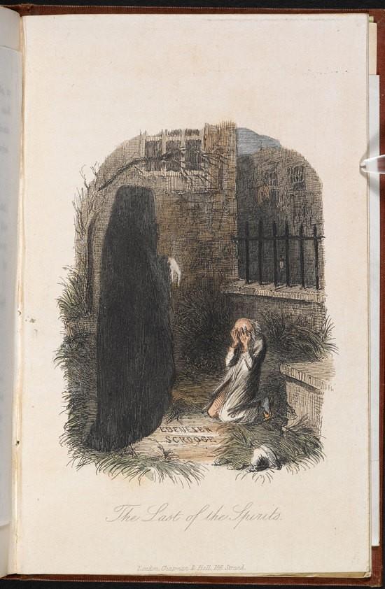 DKos Book Club: A Christmas Carol, Staves III and IV