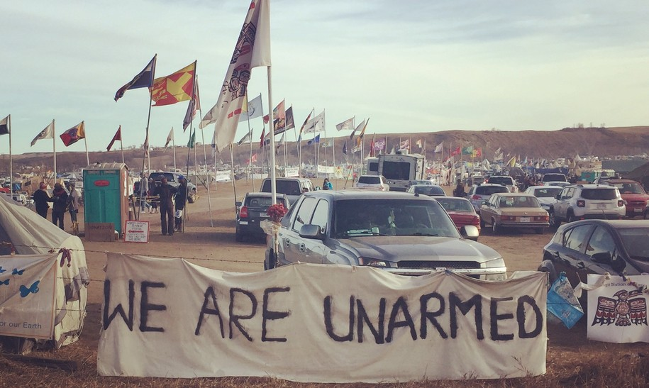 BREAKING NEWS: Army Corps of Engineers Will Not Grant Easement for Dakota Access Pipeline Crossing