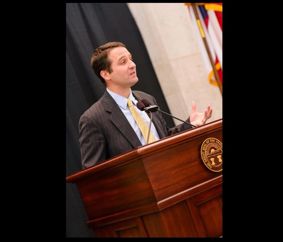 Ohio State Senator Kris Jordan