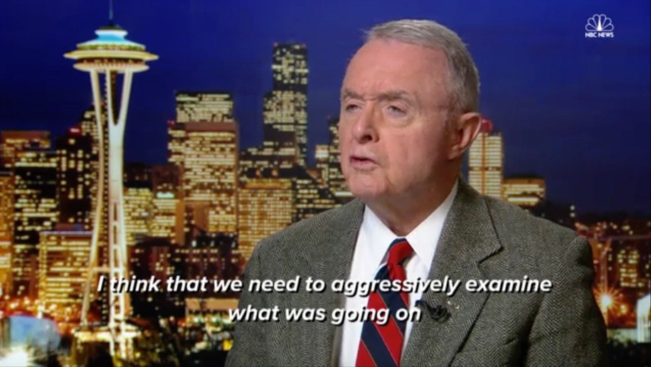 Gen. Barry McCaffrey Withdraws Support of Trump National Security Advisor, Calls for Investigation (Video)