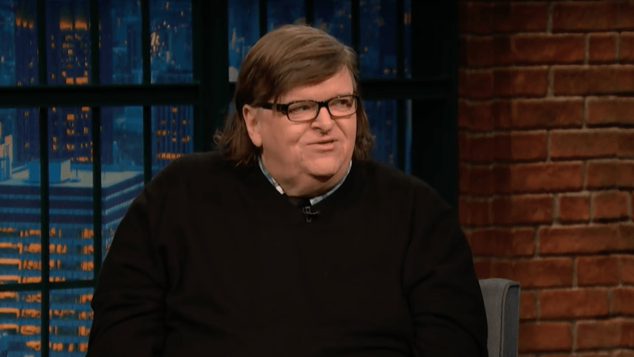 'He's Not President Yet'—Michael Moore Believes Trump May Not Make it to Inauguration Day (Video)