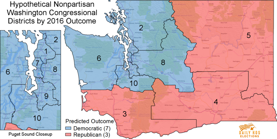 Here39s What Washington State Might Have Looked Like In