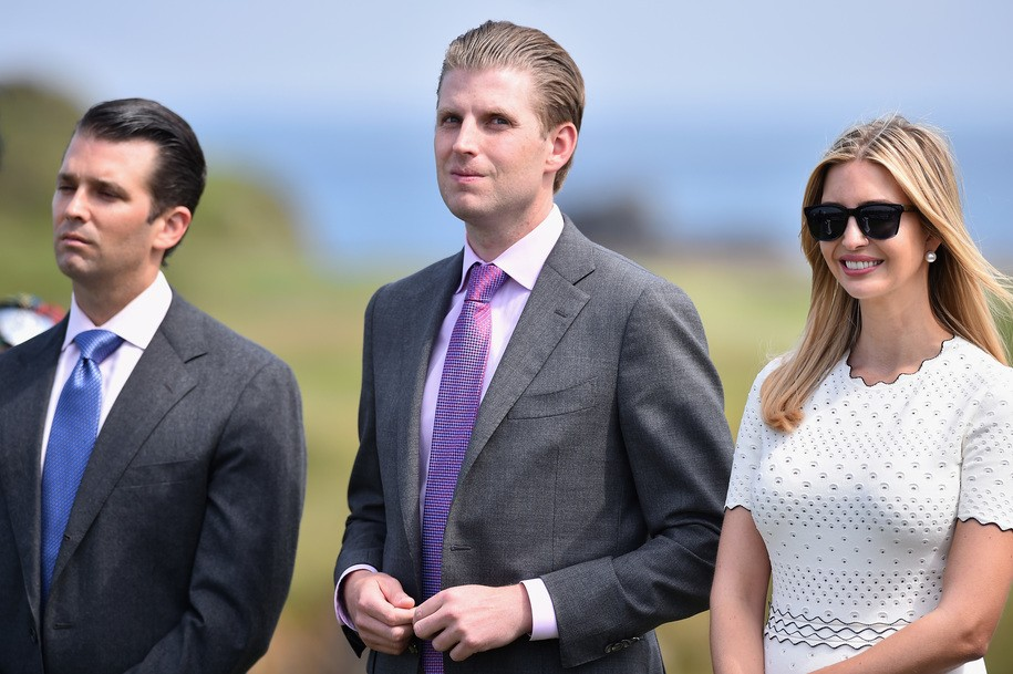 Eric Trump and Donald Trump Jr. take to Twitter to rip on Michael Cohen's testimony