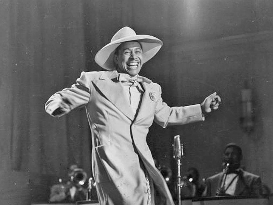 Born on Christmas Day: The Chevalier and Cab Calloway