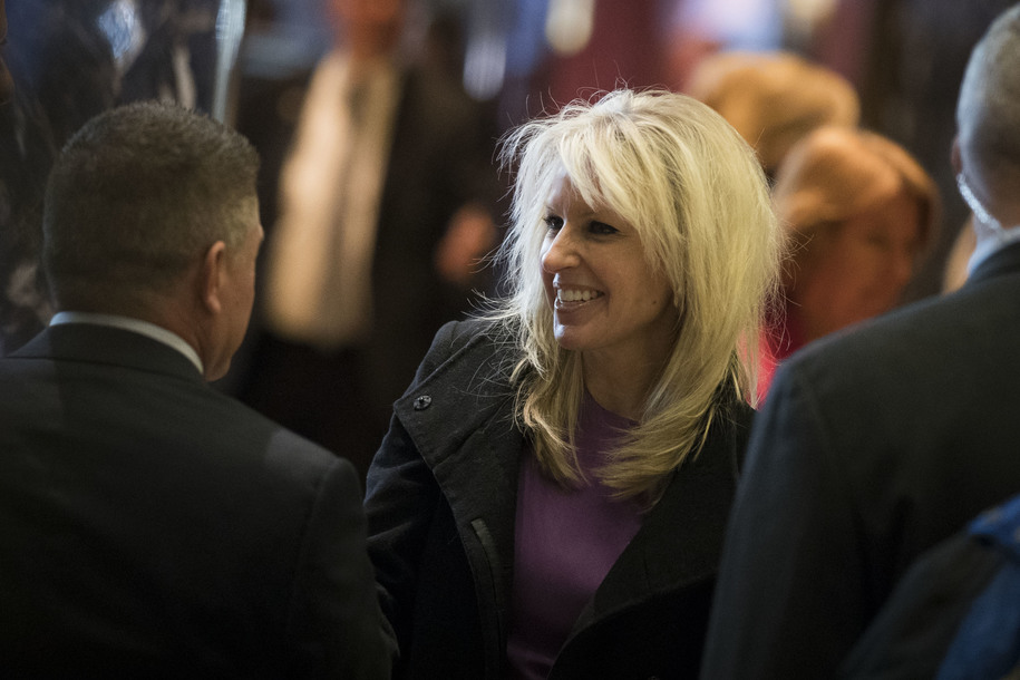 Trump nominee Monica Crowley plagiarized parts of her PhD dissertation