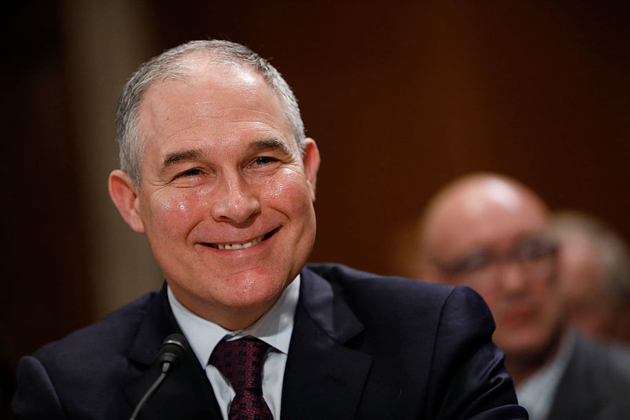Thanks to liberal watchdog CMD, EPA chief's emails showing his collaboration with Kochs are online