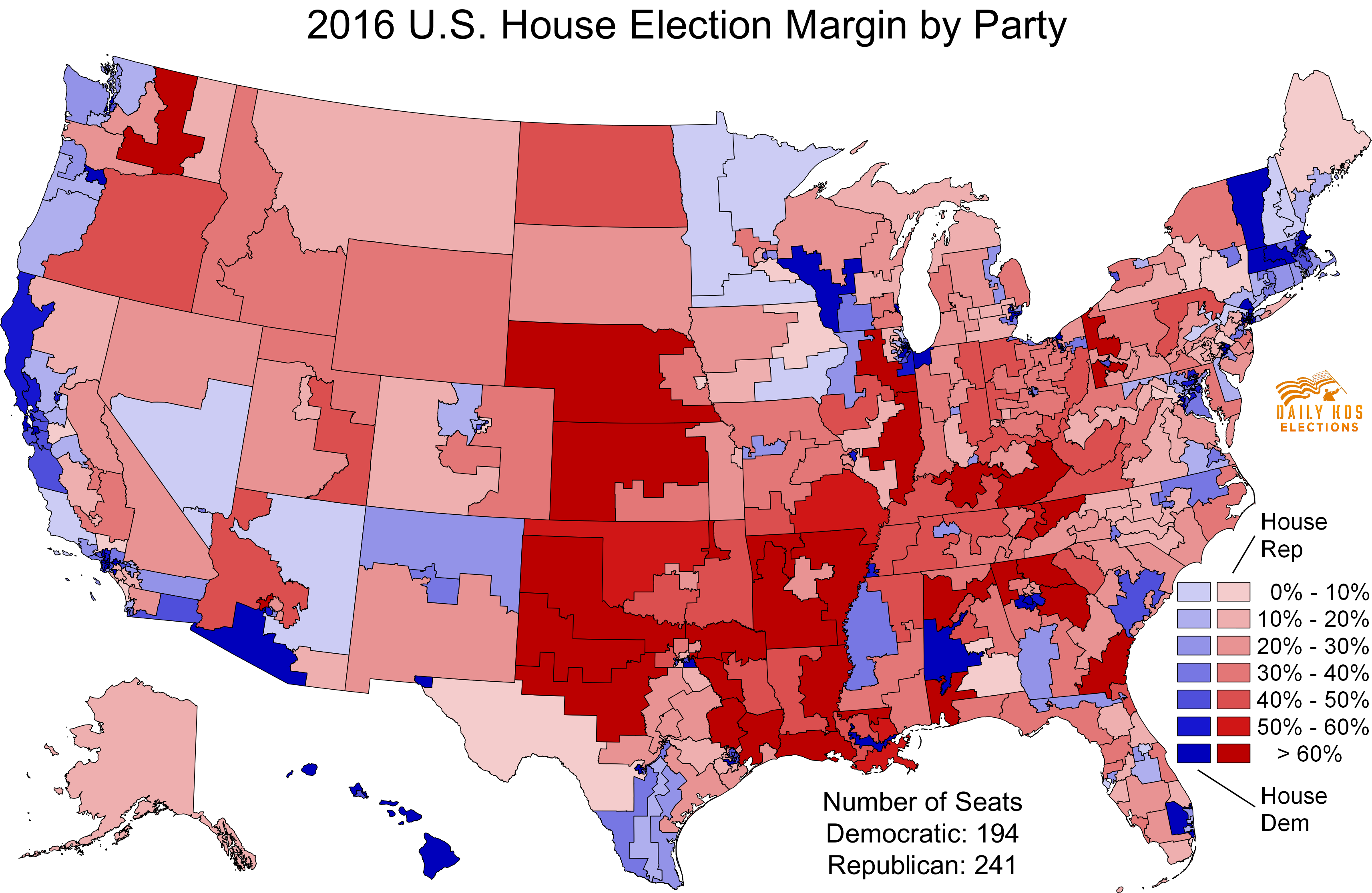 House Of Representatives Map 2013