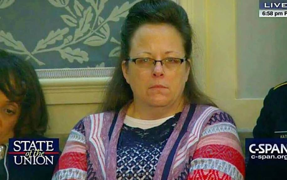 Why Kentucky Clerk Kim Davis Can't Be Fired for Refusing to Issue ...