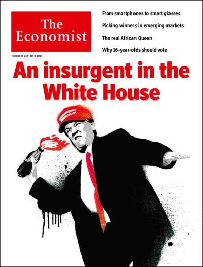 The Economist cover, Feb. 4, 2017