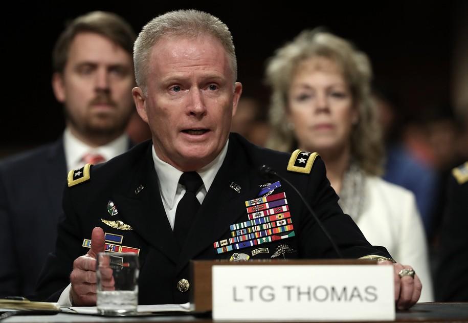 Americký generál uznal, že USA nemají právo nacházet se v Sýrii