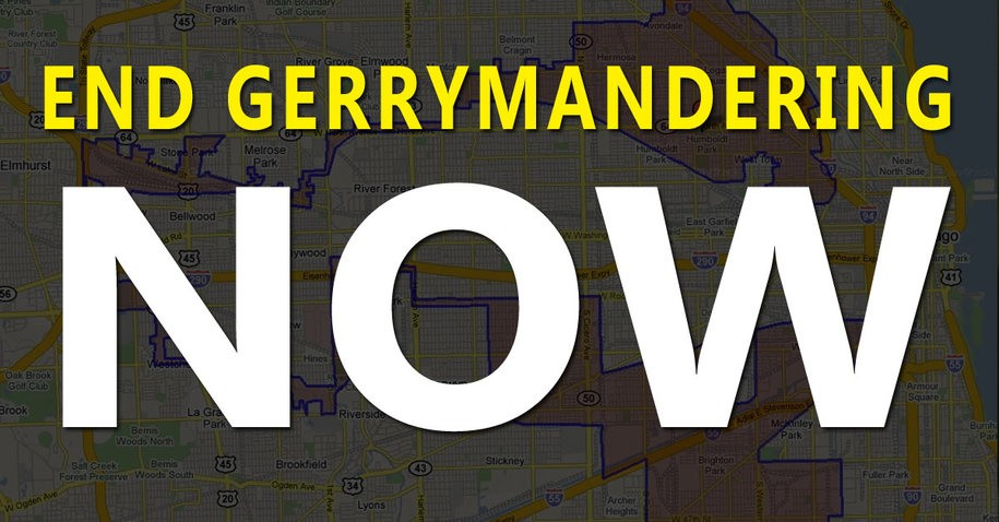 how to end gerrymandering in illinois