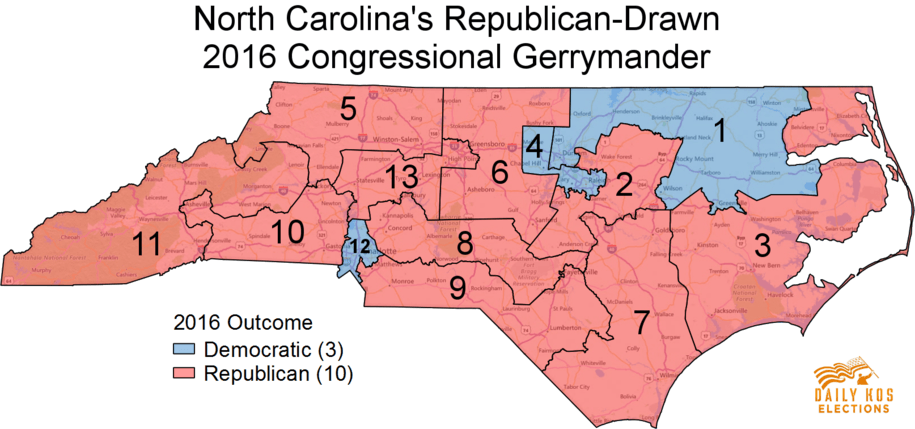 Hello Supreme Court About That Gerrymandering