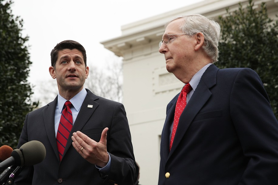 House passes short-term government funding bill but the real action's still in the Senate