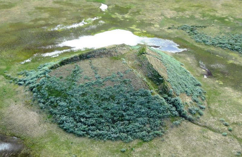 Thousands of underground gas bulges, formed by thawing permafrost, set to 'explode' in Siberia