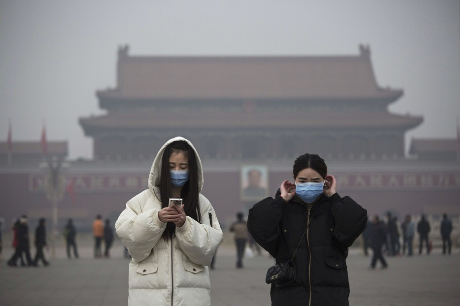 Beijing closes last coal plant in hopes of saving itself