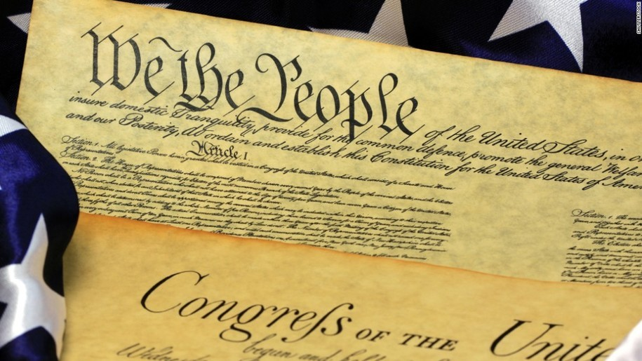 Do you like the Constitution as it's currently written? Yeah? Well, me fucking too!