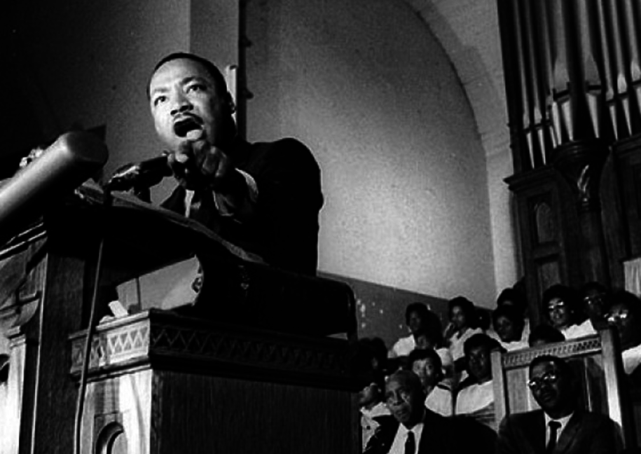 martin luther kings speech With these words, dr martin luther king jr built a crescendo to his final speech on april 3, 1968 the next day, the civil rights leader was shot and killed on a balcony of the lorraine motel in.