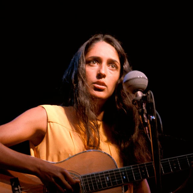 Resistance Songs For Day 80 Nasty Man And Gulf Winds By Joan Baez