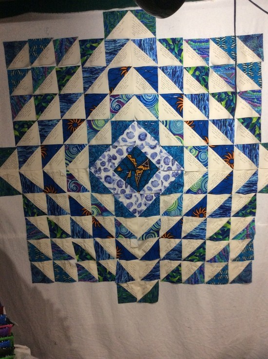 Community Quilt For The Marti Last Call