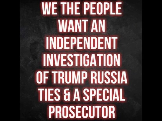 Keeping faith and powder dry because #TrumpRussia has cover up on its mask