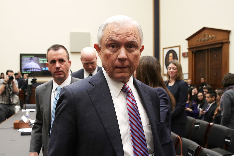 Reuters: Witnesses say Sessions lied to Congress about Trump meeting with Papadopoulos