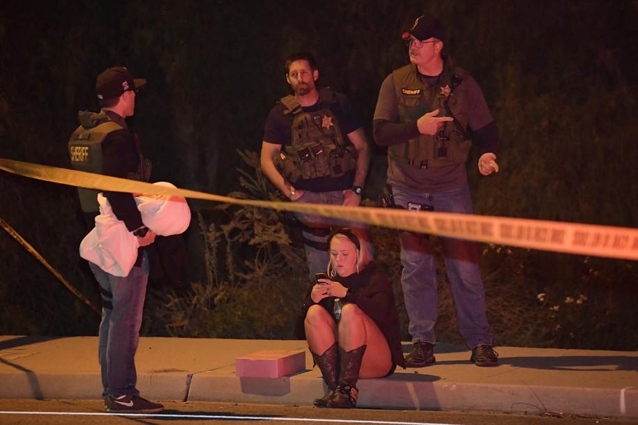 Mass shooting at California bar leaves 12 dead