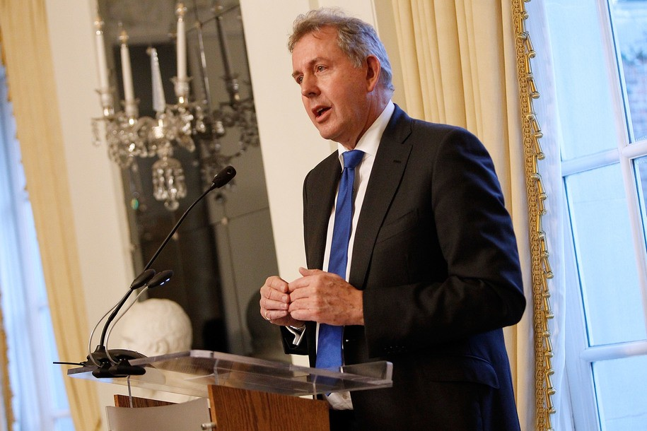 British ambassador to the United States resigns after being bullied by Trump