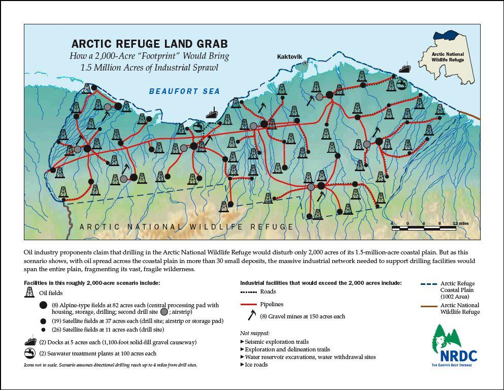 Anwr Alaska Map.Untitled