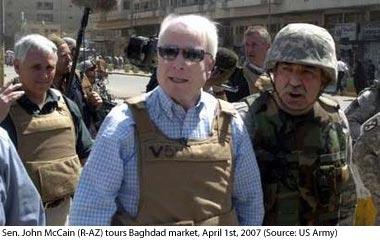 John McCain's Obsession with Paris Hilton