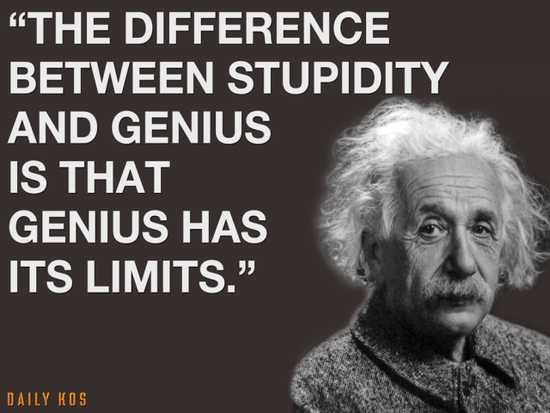 [Image: Einstein...Difference_between_genius_and...1454001371]