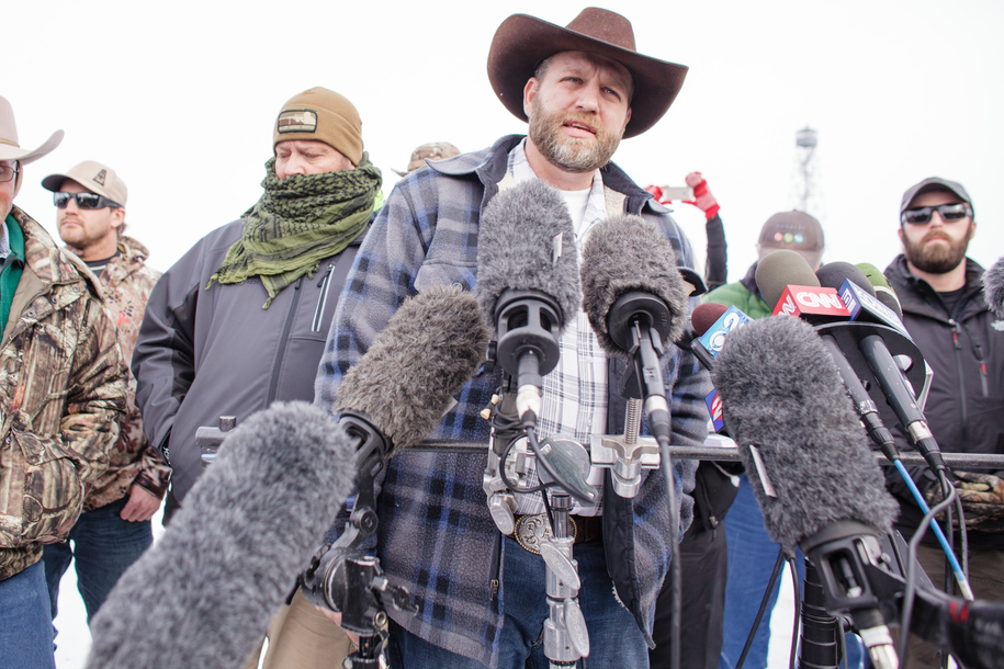 Always paranoid, 'Patriot' militiamen push back against coronavirus social isolation measures