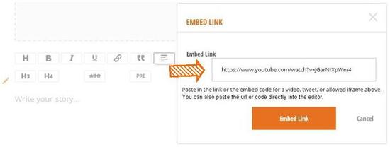 DK5 Help: How to Embed a Video