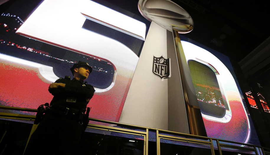 there is a spectre haunting the Super Bowl and it is Vince Lombardi