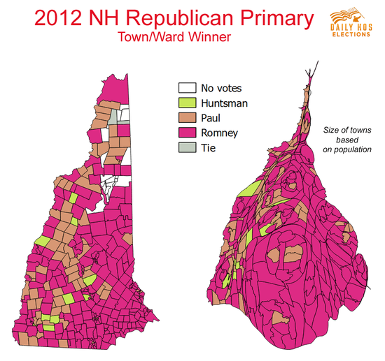 The Daily Kos Elections town-by-town guide to the New