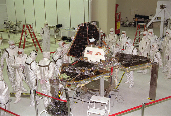 1024px-Mars_Pathfinder_Lander_preparations - NASA was sued for trespassing by men who claim Mars - Weird and Extreme