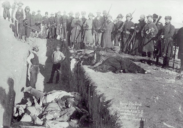 Should The Medals of Honor Given After The Wounded Knee Massacre Be Revoked?