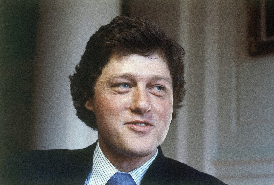 Bill Clinton 1990s