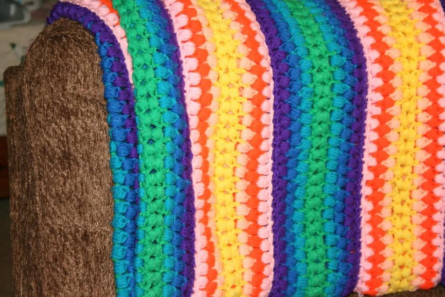WAYWO: Our Vice President--in Crochet!