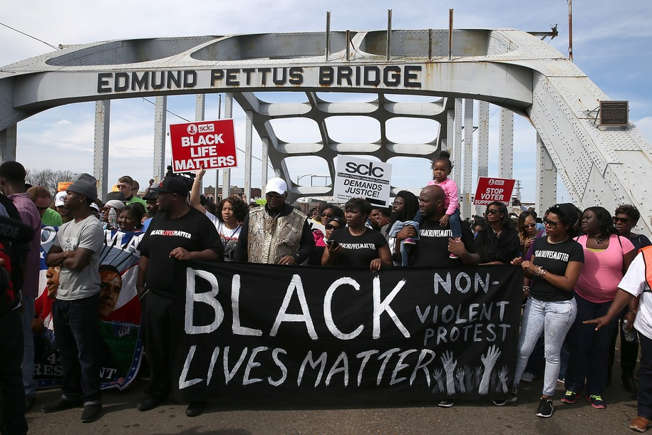 A new survey reveals that most Americans have an unfavorable view of Black Lives Matter