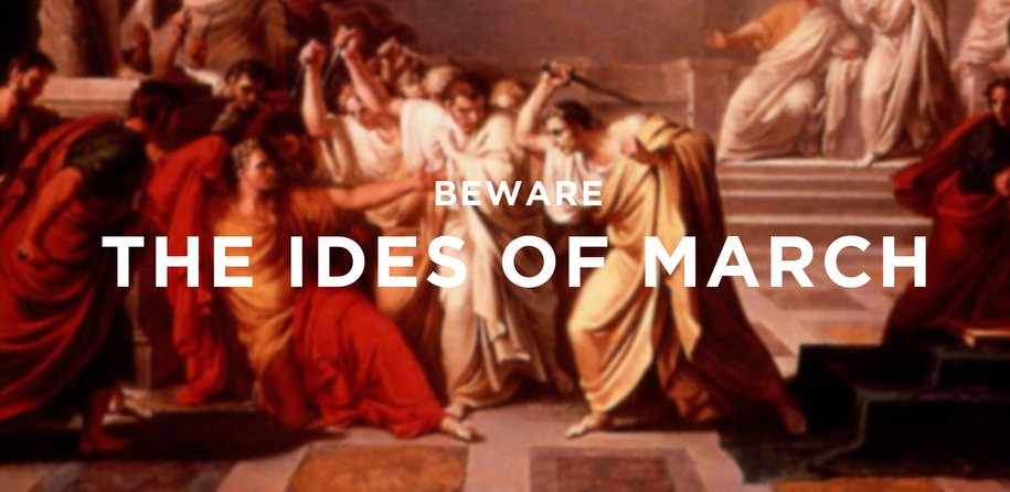 Image result for the ides of march