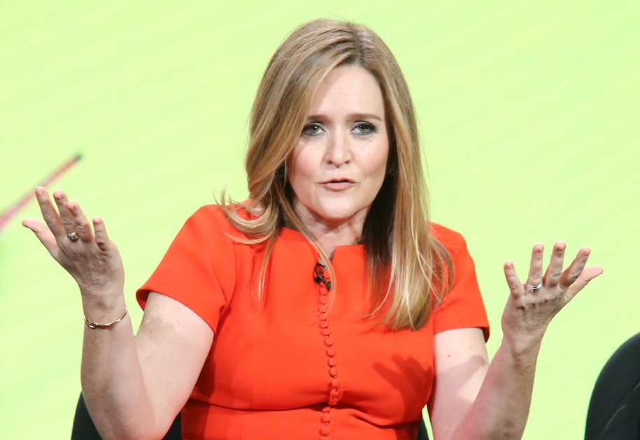 Samantha Bee And Team Think They Ve Identified The Sweary