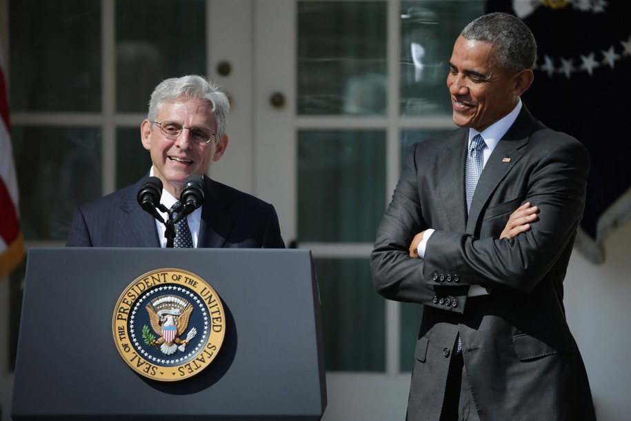 Trump's financial records appeal will go to court . . . Merrick Garland's court