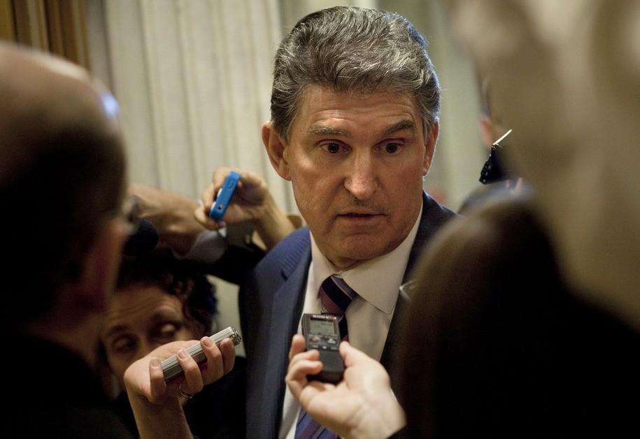 Sen. Joe Manchin won't run for governor in West Virginia,