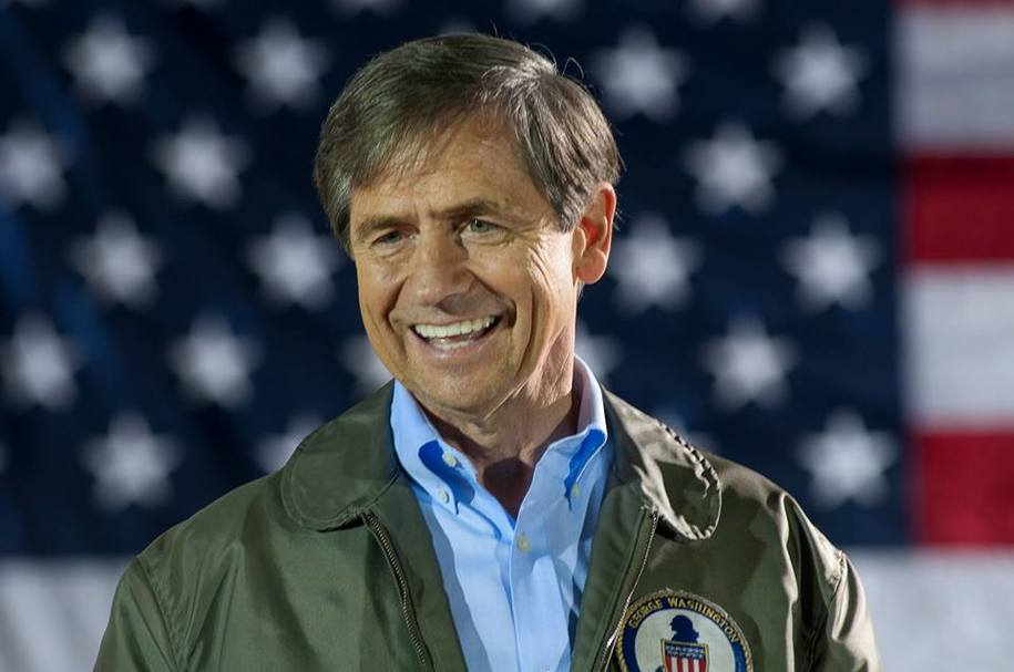 The Democratic presidential field again gets larger as former Rep. Joe Sestak enters the race