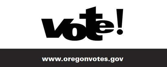 Image result for vote in oregon