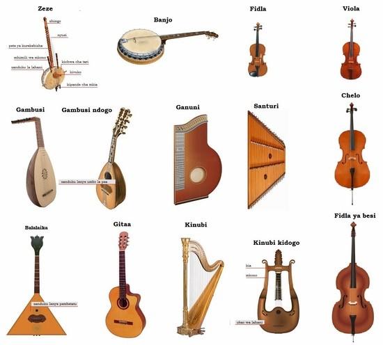 Instruments of Night