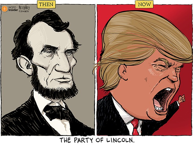 Donald J Trump S Letter To Abraham Lincoln